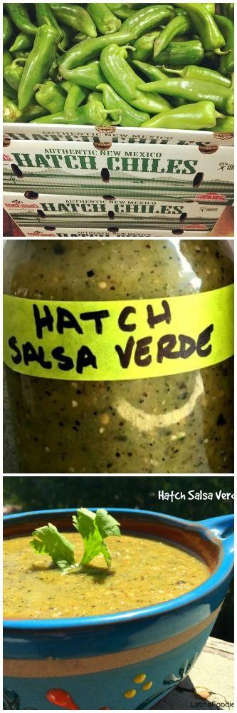 Hatch chile verde recipe | Latinofoodie.com