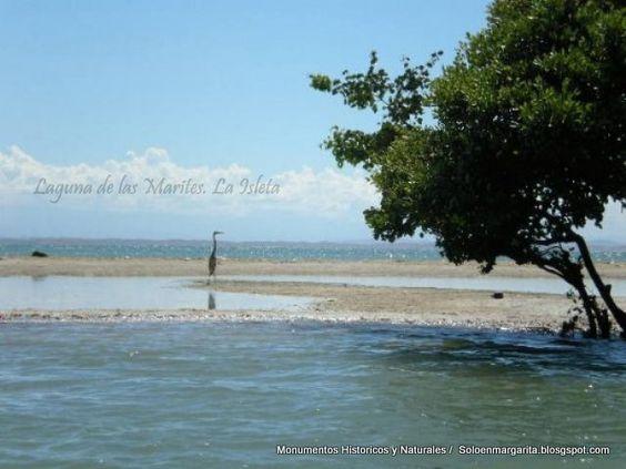 Laguna de las Marites. Isla Margarita , Tu Destino Ideal: Monumentos Históricos y Naturales de Nueva Esparta.