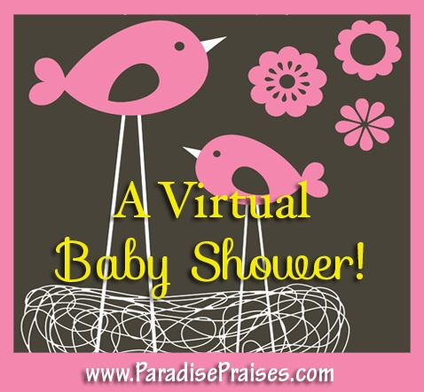 virtual jasmine s virtual and more virtual baby shower baby showers
