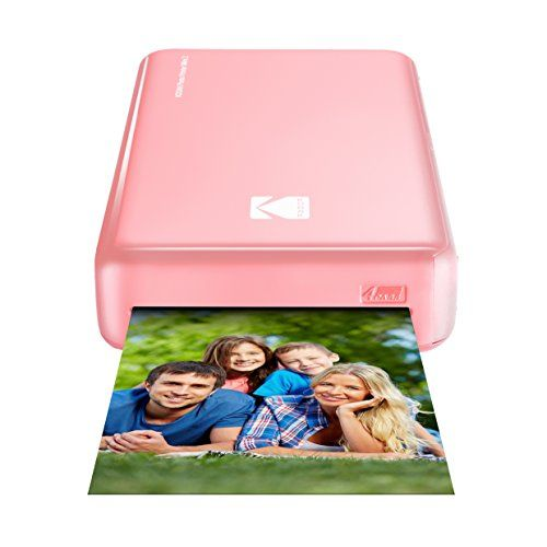 Kodak Mini 2 Hd Wireless Portable Mobile Instant Photo Pr Https Www Amazon Com Dp B07c9qvyv8 Ref Cm Sw Photo Printer Instant Photos Portable Photo Printer