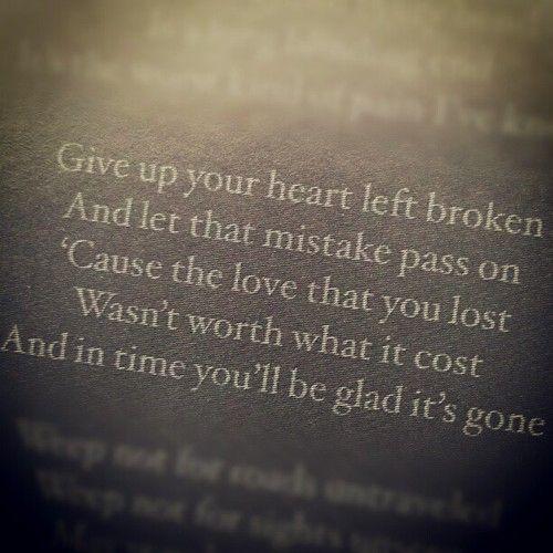 """Roads Untraveled"" lyrics - Linkin Park"