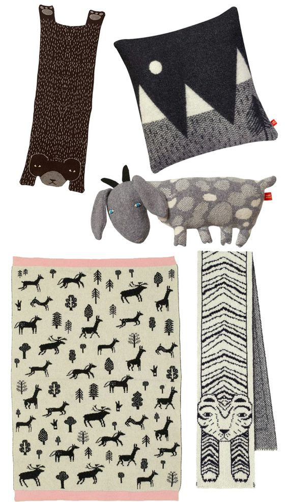 NEW Donna Wilson collection http://knuffelsalacarteblog.blogspot.nl/2015/08/the-new-donna-wilson-collection.html