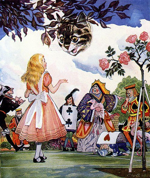 alice and wonderland