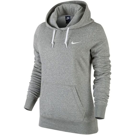 Nike Club Fleece Hoodie - Women's | My kind of style | Pinterest ...