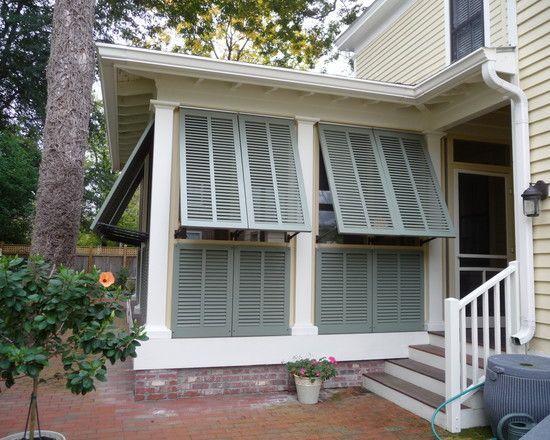Bahama Shutters For Outdoor Porch In Atlanta Georgia Google