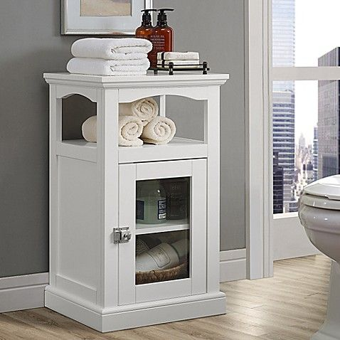 Apothecary Demi Cabinet Bed Bath Beyond Bathroom Floor Cabinets Home Decor Decor