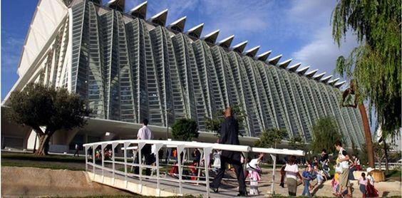 Museo de las Ciencias Príncipe Felipe - Valencia