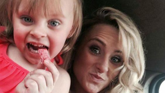 Leah Messer Sparks Rumors Of Eating Disorder And Drug Relapse — 'Teen Mom 2' Star Too Skinny