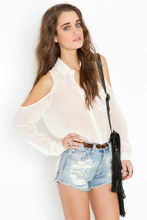 blusas de moda 2014 juveniles , Buscar con Google