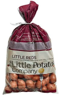 Bouchées Nachos aux Pommes de Terre Piquantes - The Little Potato Company