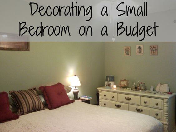 Decorating small bedrooms on a budget bedroom ideas - Small bedroom decorating ideas on a budget ...