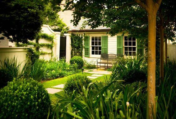 Ben Page of Page Duke Landscape Architects