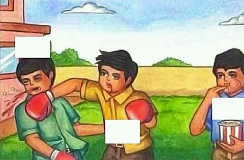Chicos Golpeando A Otros Memes Imagenes Divertidas Plantillas Para Momos