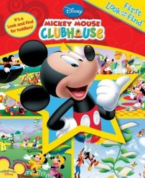 Mickey mouse clubhouse first look amp find it s a first look amp find