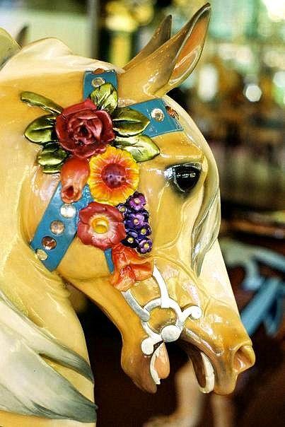Carousel Horse:
