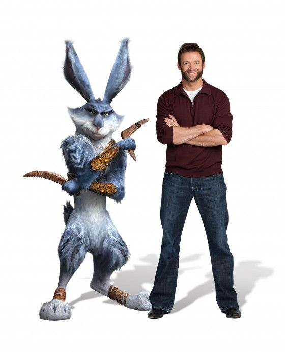 Rise of the Guardians - The Easter Bunny and his voice ... Easter Bunny Rise Of The Guardians Cosplay