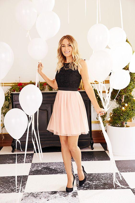 Lauren Conrad // holiday style!: