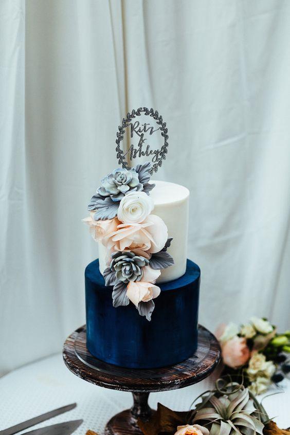 Luxe Poolside Wedding | Chaz Cruz Photography | Bridal Musings Wedding Blog