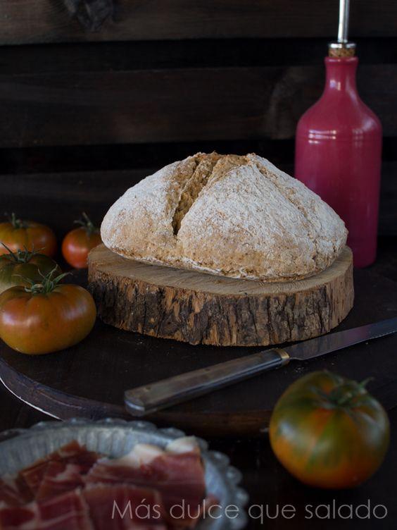 Más dulce que salado: Pan de soda irlandes.Irish Soda Bread