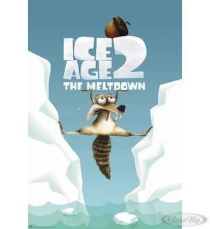 Ice age 2 - the Meltdown Poster Hier bei www.closeup.de