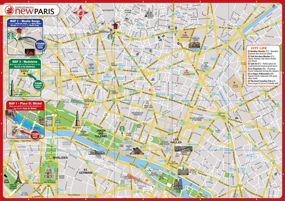Paris Free Sightseeing Tours with great guides