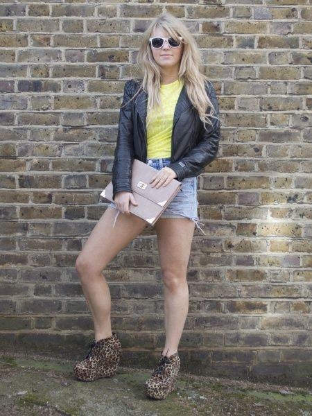 Topshop Street Style | Look What I'm Wearing