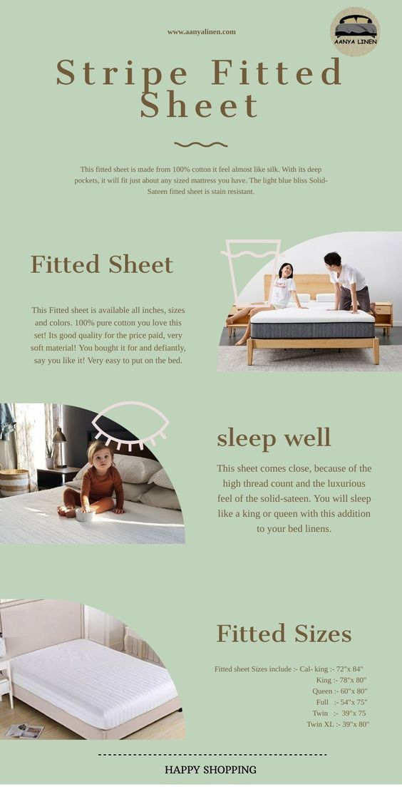 Stripe Fitted Sheets Cotton Striped Bedding Sheets Fitted Sheet Striped Bedding Stripe