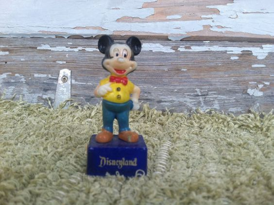 Check out this item in my Etsy shop https://www.etsy.com/listing/222162796/retro-mickey-mouse-pencil-sharpener-from