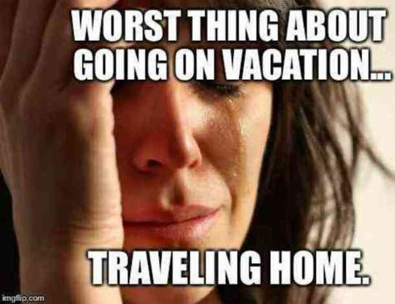 55 Hilarious Travel and Vacation Memes Every Traveler Will