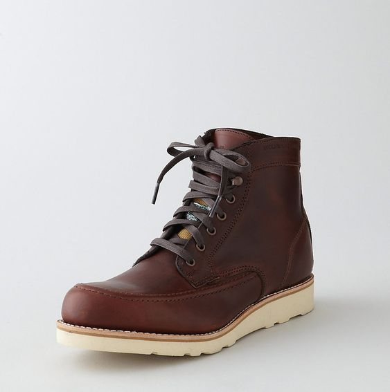 wolverine x filson - emerson 1000 mile boot I need some boots to wear on my motorcycle.