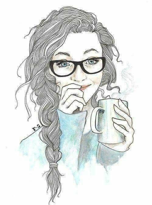 Pin By Aytan Garakhanova On Coffee Cafe Art Inspiration Art Drawings