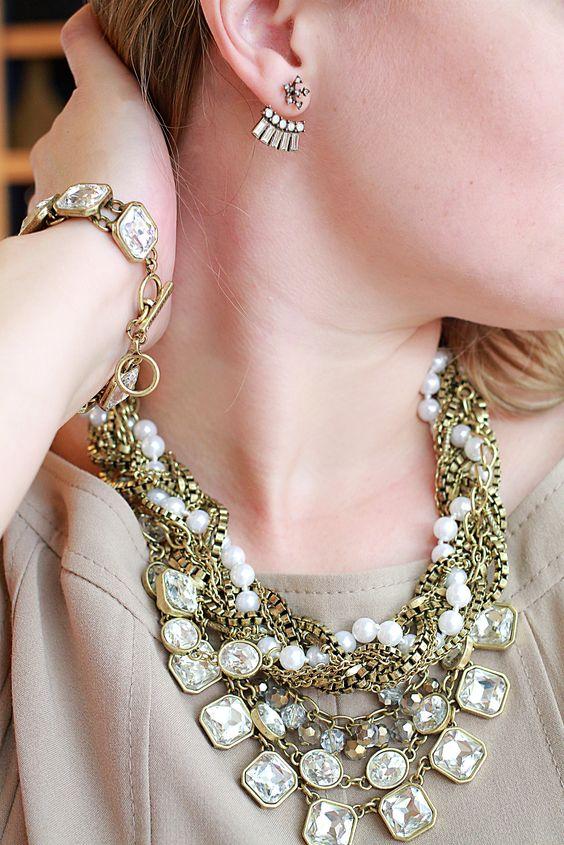 Multi-Strand Signature Torsade Necklace   Chloe + Isabel