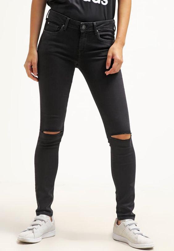 Pepe Jeans LOLA Jean slim 000 prix Jeans Femme Zalando 99.00 €