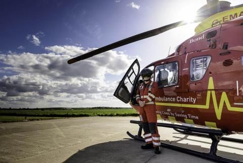 Midlands Air Ambulance Creates New Online Resource Airmed And Rescue Magazine Ambulance News Online Clinical Governance
