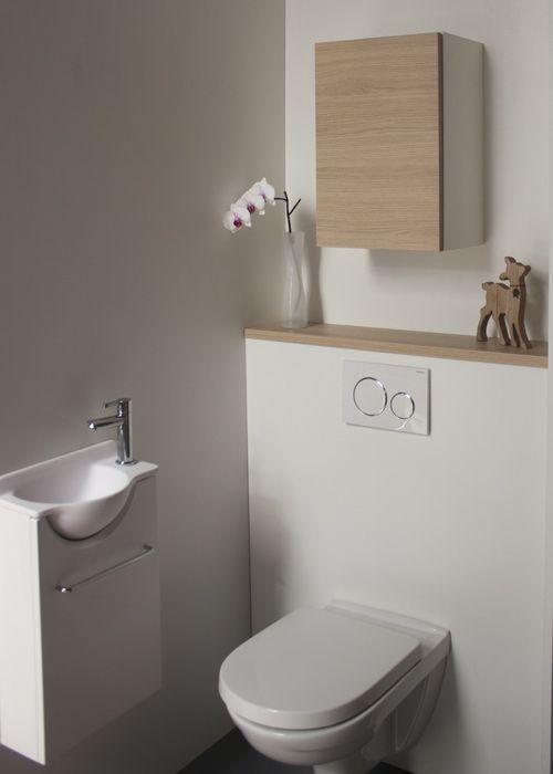 meubles pour petit wc deco toilettes