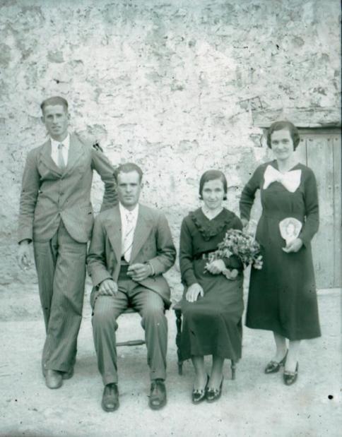 Mariano-- Eluterio y familia