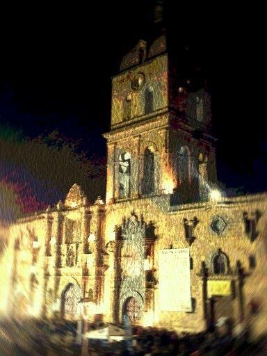 Iglesia de San Franciaco - La Paz Bolivia