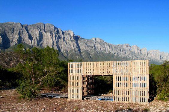 S-AR stacion-ARquitectura desert observatory nuevo leon mexico designboom