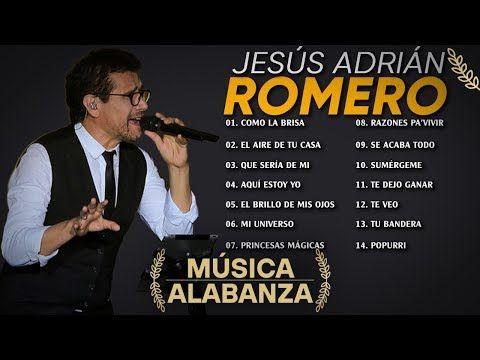 Popurri Jesús Adrián Romero Como La Brisa El Aire De Tu Casa Que Sería De Mi Aquí Estoy Yo Youtube Jesus Adrian Romero Youtube Jesus
