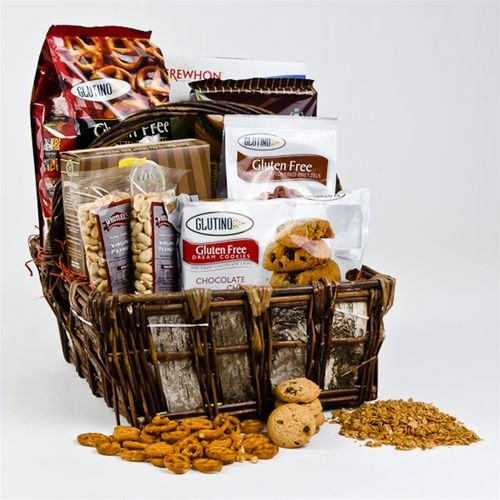 Enormous gluten free gift basket gourmet food wine baskets enormous gluten free gift basket negle Choice Image