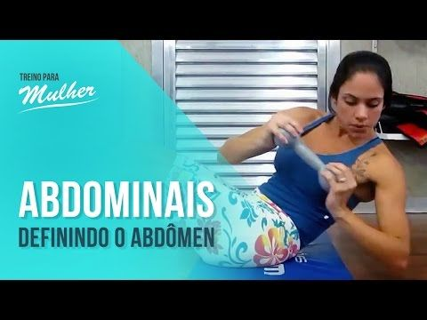 Os 5 melhores exercícios abdominais para definir o abdômen - YouTube