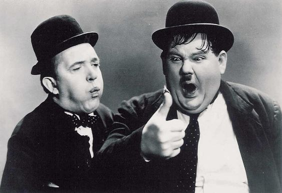 Laurel & Hardy Thumb