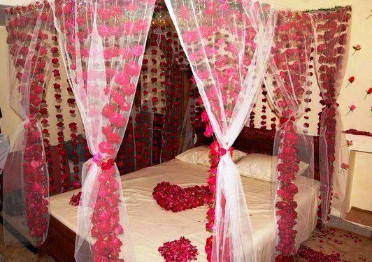 Bridal Bedroom Decoration Interior And Architecture Design Flower Room Decor Wedding Room Decorations Flower Wall Wedding