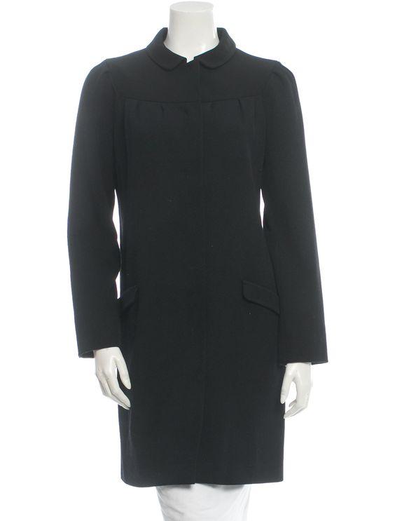 Miu Miu Coat - Outerwear - MIU25312   The RealReal