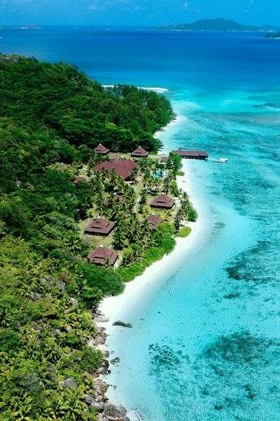 New Emerald Cove, Praslin - Seychelles