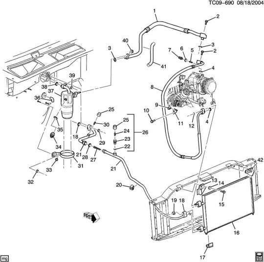 [DIAGRAM] Chevrolet Silverado Parts Diagram