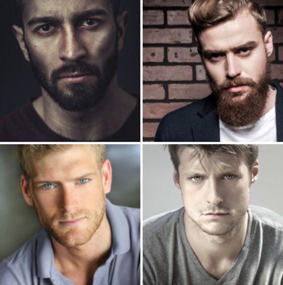 Welche Bartlänge ist perfekt für Dich? #bartlänge #barbertrends #barber #mode #fashion #mann #vollbart #männermode #fashionweek2016 #wochenende  #trend #bart  #dreitagebart #bartpflege #bartöl #bartshampoo #barttrimmen #grooming