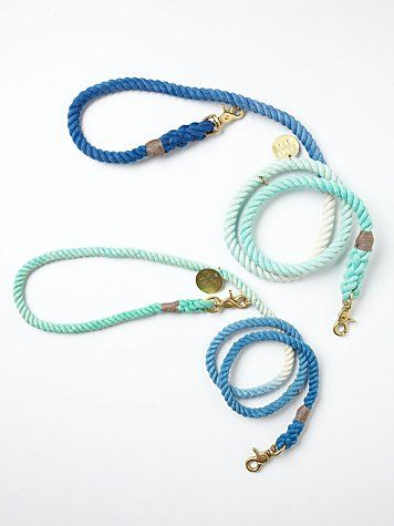 ombré leash from free people