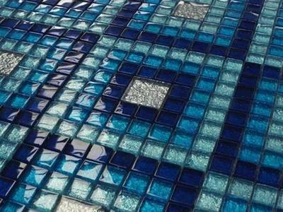 Le piastrelle di vetro artistico di NellaVetrina di murano