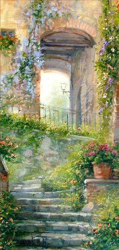 guido borelli paintings - Cerca con Google